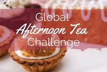 Global Afternoon Tea Challenge / The Global Afternoon Tea Challenge highlights some of the best afternoon tea experiences from around the world.
