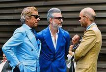Men's Italian style