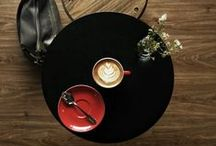 Because I'm Coffee / Coffee, Table, and Caffeine