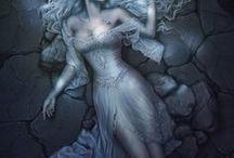 [Inspiration] Milady d'Aläcxitte / The Ice Elf Princess.