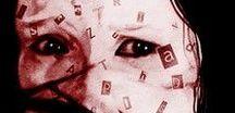 surrealism• / Ref Revista Paralisis terror surrealista