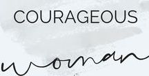 Fierce Woman / God is building up a generation of Christian women who are FIERCE and strong and who know how to fight!