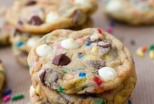 Cookies/cupcakes/candy