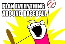 My first love. Baseball. / by Kiley Amber