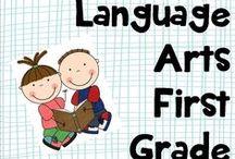 Language Arts First
