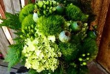 Natural, Organic & Green Bouquets / wedding bouquets