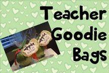 teacher goodie bag ideas