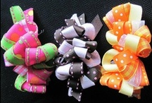 Hair Bows / by Mari Pursley