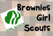 Brownies / brownies and girl scouts