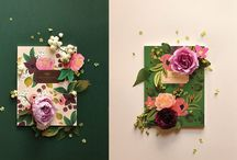 Paper / Beautiful paper crafts and calligraphy.