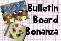 Bulletin Board Bonanza