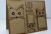 Cute cards / by Sheri Houston