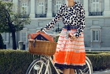 Print Mixing / Style inspiration for mixing prints.