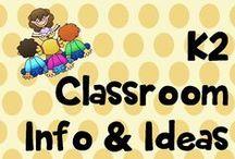 K 2 classroom info ideas / classroom ideas, tips