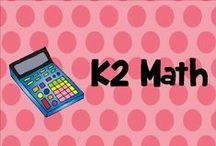 k 2 math