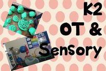 K 2 OT & sensory / OT sensory asd