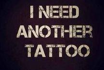 Tattoos / by Mari Pursley