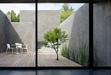 Courtyard space