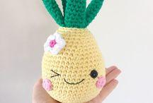 Cute Crochet & Knit / Crochet projects