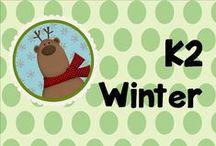K 2 winter / December January February