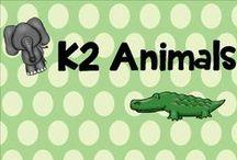 K 2 animals