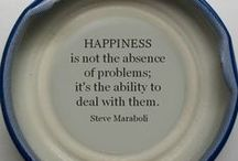 Happiness & Life / Happiness & Life quotes by Steve Maraboli