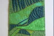 art quilting inspirations / Art quilting ideas, tips, and inspiration