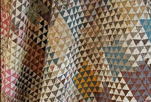 Quilts - Antique Beauties / Antique quilts. Tag words: vintage quilts, fabrics, quilt patterns, New York Beauty, log cabin, railroad, half-square triangle, nine-patch, around the world, lemoyne, hand-stitched, hand-quilted, piecing, star, red and white, crazy quilt.