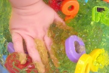 Little Ideas- Sensory  / the most important way to play!