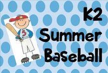 K 2 summer baseball