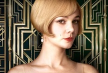 The Great Gastby / We're loving all The Great Gatsby hairstyles at the moment