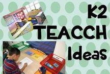 K 2 TEACCH ideas / TEACCH Work Tasks and ideas
