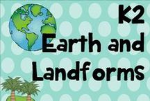 K 2 earth and landforms