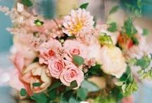 Floral / Pretty flowers and floral arrangements. / by Alix Adams