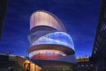 Modern Design / Modern design and architecture in buildings and home furnishings