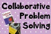 Collaborative problem solving approach / Behavior modification