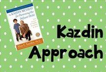 Behavior Kazdin method