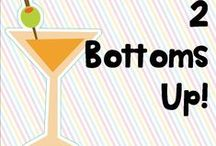 2 Bottoms up!