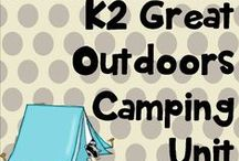 K 2 great outdoors camping adventure / Camping