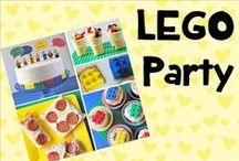 Lego party / Lego party ideas
