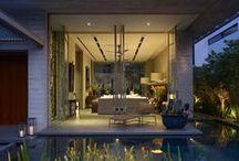 Living Room Decor / Modern Design in Living Rooms