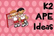 K 2 APE ideas / Adaptive pe
