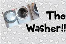 The washer!! / Washer tips