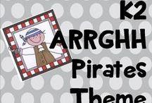 K2 arrrrrghhh pirates! / Pirate theme