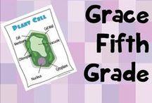 Grace fifth grade / Fifth grade topics