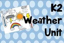 K 2 weather / Weather November unique theme