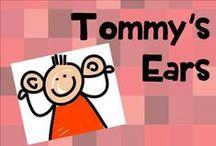 Tommy ears / Ears