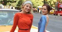 Blair & Serena {Gossip Girl}