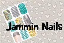 Jamming nails! / Jamberry nail wraps