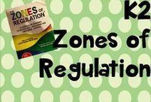 K 2 social skills instruction / Self regulation, social skills, zones of regulation
